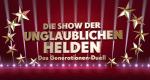 Die Show der unglaublichen Helden – Bild: WDR