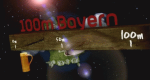 100 Meter Bayern – Bild: BR