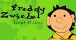Freddy Zwiebel liest Bibel – Bild: Bibel TV
