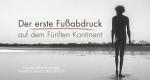 Der erste Fußabdruck auf dem Fünften Kontinent – Bild: ABC/©NFSA 1966
