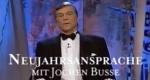 Neujahrsansprache mit Jochen Busse