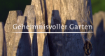 Geheimnisvoller Garten – Bild: arte