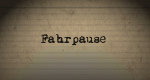 Fahrpause