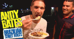 Andy Bates Straßenfeste in Brasilien – Bild: Food Network UK/Screenshot