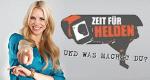 Zeit für Helden – Und was machst du? – Bild: RTL II
