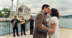 Liebeskuss am Bosporus – Bild: ZDF/Hardy Spitz