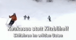 Kaukasus statt Kitzbühel! Skifahren im wilden Osten – Bild: AZ Media TV