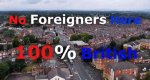No Foreigners Here: 100% British – Bild: Channel 5