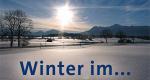 Winter im... – Bild: BR/Frank Hoyer