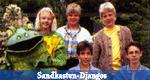 Sandkasten-Djangos
