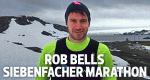 Rob Bells siebenfacher Marathon – Bild: Travel Channel International Ltd