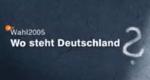 Wo steht Deutschland? – Bild: ZDF
