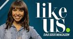 Like us. Das sixx Magazin – Bild: sixx