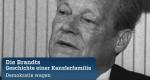 Die Brandts – Geschichte einer Kanzlerfamilie – Bild: ZDF