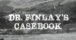 Dr. Finlay's Casebook – Bild: BBC