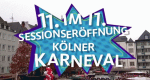 Sessionseröffnung Kölner Karneval – Bild: WDR
