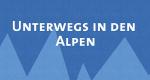 Unterwegs in den Alpen – Bild: Bayerisches Fernsehen