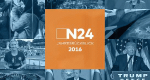 Der N24-Jahresrückblick – Bild: N24