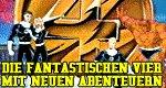 Die Fantastischen Vier mit neuen Abenteuern – Bild: Marvel