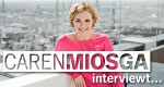 Caren Miosga interviewt … – Bild: NDR/probono/Anne Koch
