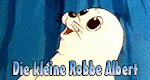 Die kleine Robbe Albert
