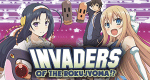 Invaders of the Rokujyoma – Bild: Sentai Filmworks