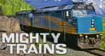 Mighty Trains – Bild: Discovery Channel Canada/Quintus Media