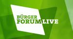 BürgerForum live – Bild: ARD