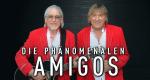 Die phänomenalen Amigos – Bild: HR/sony-music/Kerstin Joensson