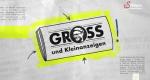 Groß & Kleinanzeigen – Bild: Servus TV (Screenshot)