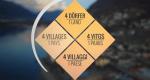 Vier Dörfer – Ein Land – Bild: SRF