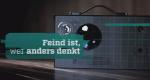 Feind ist, wer anders denkt – Bild: ZDF