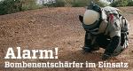Alarm! Bombenentschärfer im Einsatz – Bild: ZDF