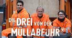 Die Drei von der Müllabfuhr – Bild: ARD Degeto/Britta Krehl
