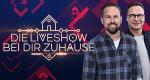 Die Live-Show bei dir zuhause – Bild: ProSieben/Willi Weber/Christoph Hardt/Geisler-Fotopress