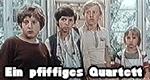 Ein pfiffiges Quartett