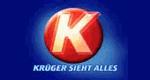 Krüger sieht alles