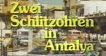 Zwei Schlitzohren in Antalya