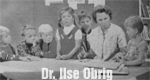 Kinderstunde mit Ilse Obrig