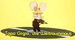 Topo Gigio, die Weltraummaus
