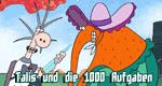 Talis und die 1000 Aufgaben – Bild: ZDF/Millimages, Cine Cartoon Wien, ZDFE