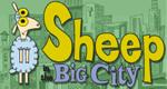 Ein Schaf in der Großstadt