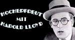 Hocherfreut mit Harold Lloyd