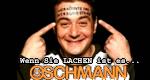 Wenn Sie lachen, ist es Oschmann