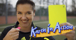 Karen in Action – Bild: ARD