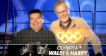 Olympia mit Waldi und Harry